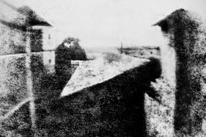 اولین عکس گرفته شده دنیا