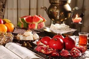 جشن شب یلدا ، از گذشته تا امروز