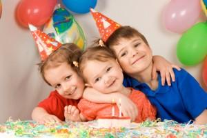 نکات مهم در عکاسی جشن تولد بچه ها