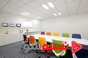 سالن کنفرانس خود را با رنگ ها به روز کنید