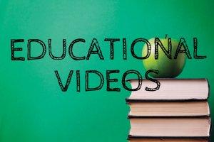 فیلم های آموزشی ، روش نوین یادگیری